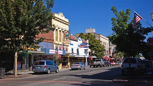 King Oscar Motel Centralia Downtown