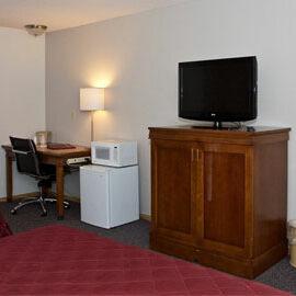 King Oscar Motel Centralia Guest Room
